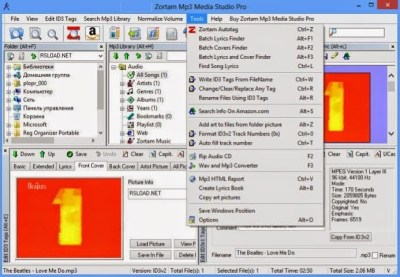 Zortam Mp3 Media Studio 24.70 Crack Full Serial Keygen