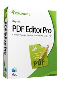 iSkysoft PDF Editor Pro 6.7.11 Crack + Registration Code Full Download