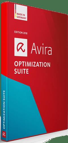 Avira Optimization Suite 1.2.138.20753 Serial Number