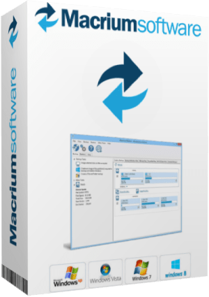 Macrium Reflect 7.2.3897 Crack Full Keygen Free Download