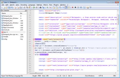Notepad++ 7.6.4 Crack Mac + Serial Keygen Free Download