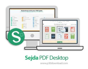 Sejda PDF Desktop 5.3.7 Crack With License Key Full Download