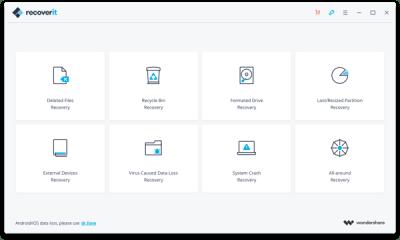 Wondershare Recoverit 8.0.4 Crack Latest Free Serial Key Code