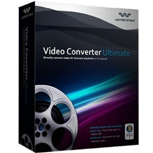 Wondershare Video Converter Ultimate 11.7.1.3 Crack & Serial Key 2020