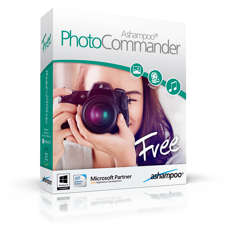 Ashampoo Photo Commander 16.1.1 Crack + Keygen Free Full Version