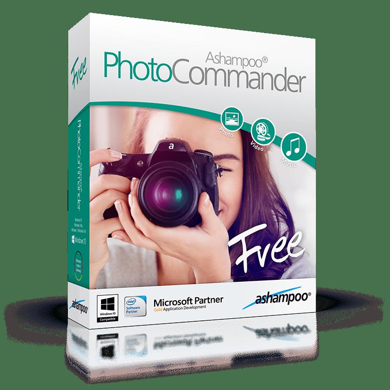 Ashampoo Photo Commander 16.2.0 Crack + Keygen Full Version