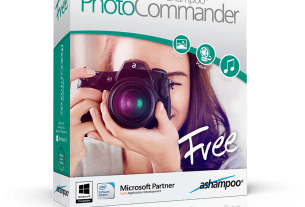 Ashampoo Photo Commander 16.1.2 Crack + Keygen Full Version