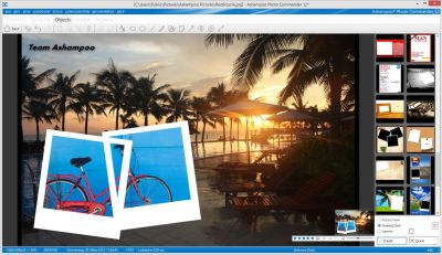 Ashampoo Photo Commander 16.2.1 Crack + Keygen Full Version