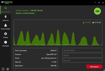 IPVanish 3.4.4.4 Crack And Lifetime License Key Full Download