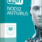 NOD32 AntiVirus 12.1.31.0 Crack Patch Plus License Key