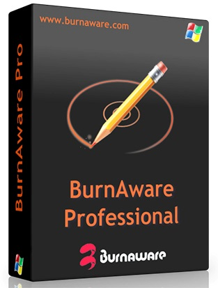 BurnAware Professional 12.8 Crack + Serial Key Full Version {Final}