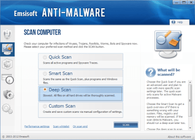 Emsisoft Anti-Malware 2019.6.0.9533 Crack + License Key [Updated]