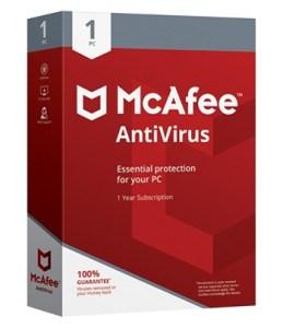 McAfee Antivirus 2019 Serial Key With Crack Full Free Download