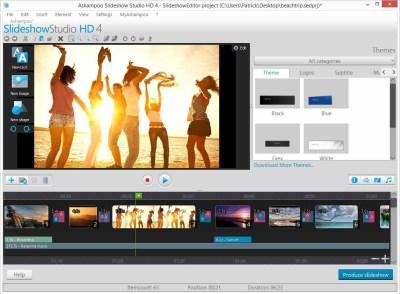 Ashampoo Slideshow Studio HD 4.0.9 Key + Crack Full Version