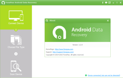 FonePaw Android Data Recovery 3.7.0 Crack + Keygen Free Download