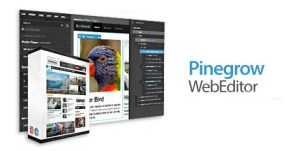 Pinegrow Web Editor 5.99 Crack + License Key 2021 Free Download