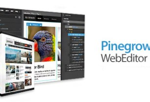 Pinegrow Web Editor 5.5 Crack Full Version Free Download