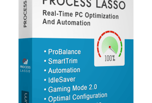 Process Lasso Pro 9.8.0.54 Crack With Keygen Free Version 2020