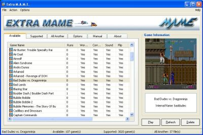 ExtraMAME 20.7 Registration Key + Crack Free Download 2021