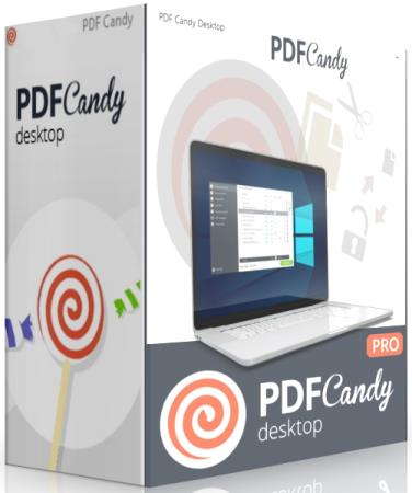PDF Candy Desktop 2.81 Crack + Serial Key Free Download