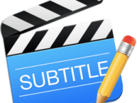 Subtitle Edit 3.5.9 Crack For Mac + Key Free Download