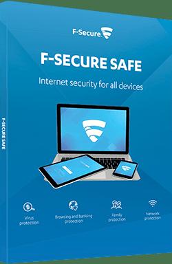 F-Secure Internet Security 2020 17.8 Crack Key + Serial Number