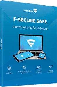 F-Secure Internet Security 17.9 Crack Key + Serial Number 2021
