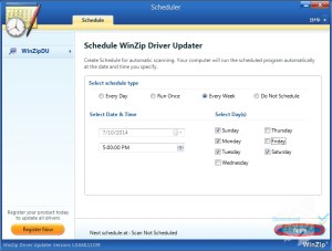 WinZip Driver Updater 5.31.3.10 Crack With License Key [Win/Mac] 2019