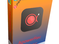 ApowerREC 1.3.8.4 Crack + Product Key Free Download
