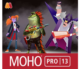 Moho Pro 13.0 Crack With Serial Key Free Download Lifetime