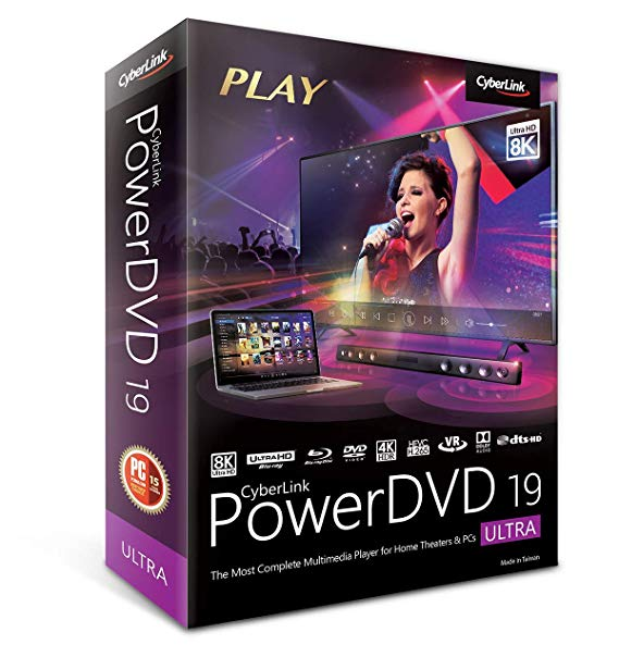 PowerDVD 19.0.2022.62 Crack Full Version Free Serial Keygen
