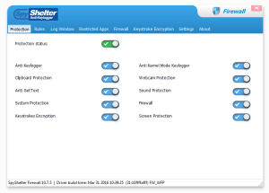 SpyShelter Anti-Keylogger Premium 12.2 Crack With Product Key 2020