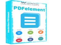 Wondershare PDFelement 7.0.0 Crack with License Key Full All