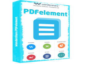 Wondershare PDFelement Pro 7.5.7.4852 Crack With Keygen 2020