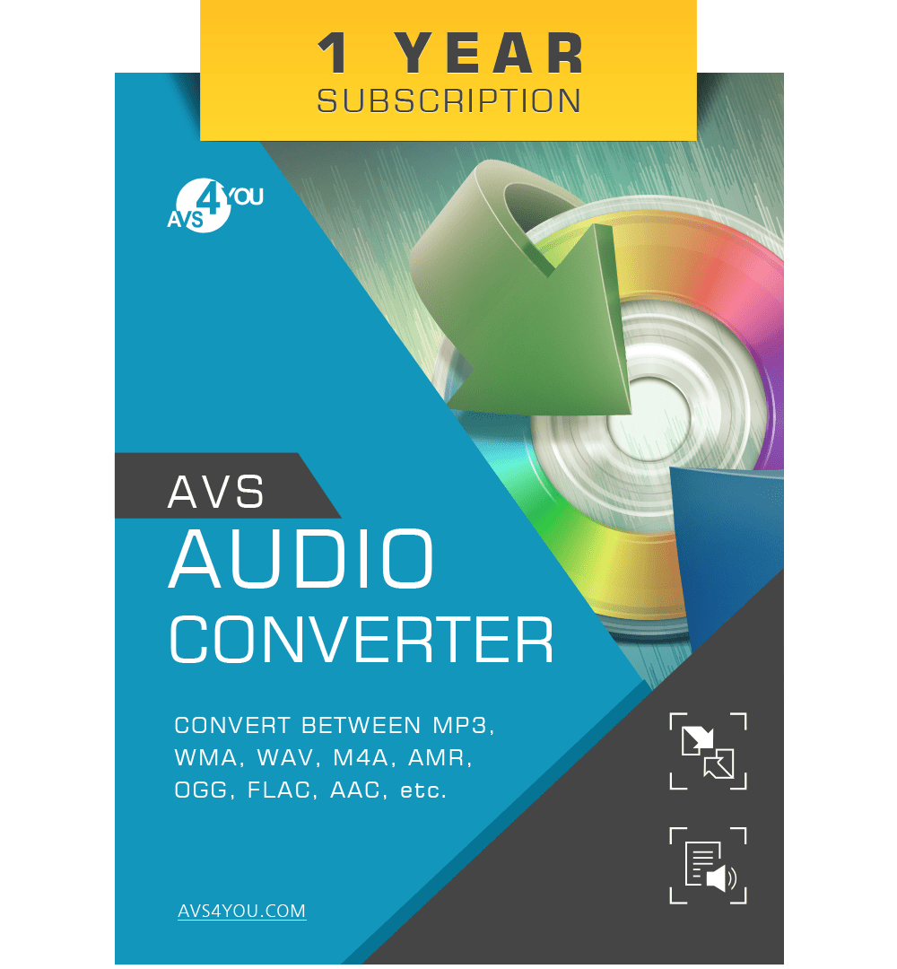 AVS Audio Converter 9.1.2.600 Crack + Serial Key Free Download 2020