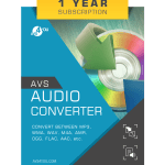 AVS Audio Converter 10.0.2.610 Crack + Serial Key Free Download 2021