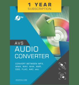 AVS Audio Converter 10.0.4.613 Crack + Serial Key Free Download 2021
