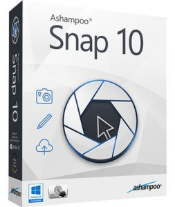 Ashampoo Snap 10.1.0 Crack with License Key Free Download