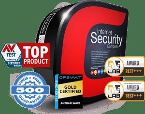Comodo Internet Security 12.2.2.8012 Crack + Activation Key 2021