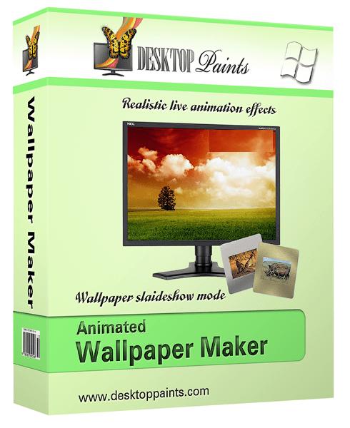 Animated Wallpaper Maker 4.4.21 Crack + Serial Key Full Version 2020