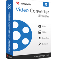AnyMP4 Video Converter Ultimate 8.0.16 Crack With Key 2020
