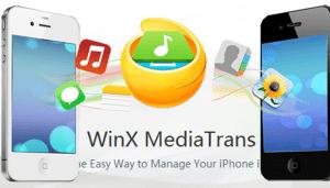 WinX MediaTrans 7.2 Crack With Serial Key Free Download 2021