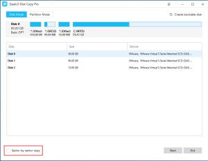 EaseUS Disk Copy Pro 3.8 Crack + License Code 2021 Free Full Version