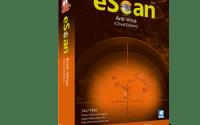 eScan Anti-Virus v14.0.1400.2228 Crack + License Key 2019 {Win}