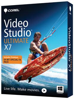 Download Corel VideoStudio Pro X6 Free
