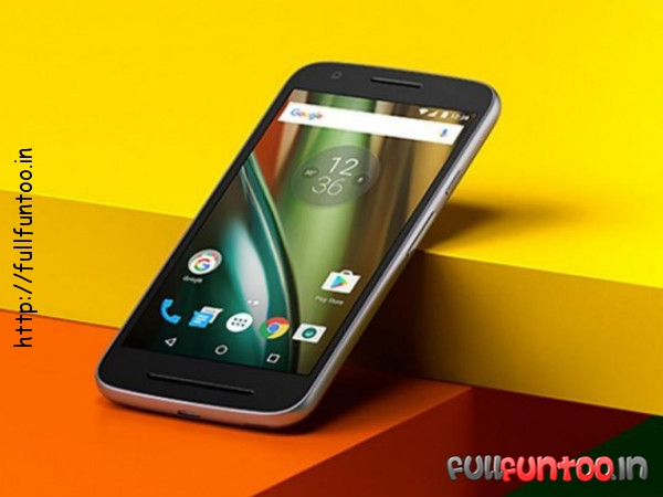 Moto E4 Plus with 5000m Ah battery likely cleared FCC