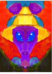 Manny-Sage Digital Art (c) DeltaHellm 2009