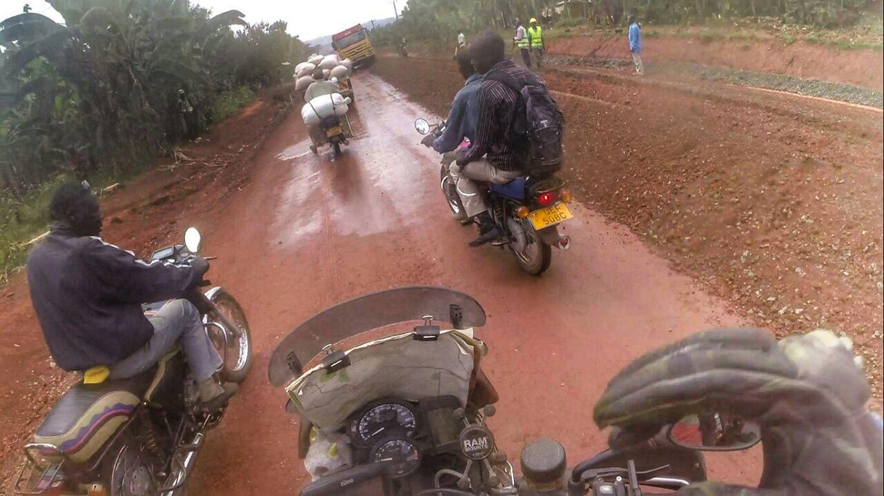 אז איך זה לרכב באפריקה?