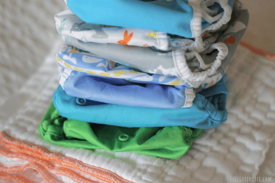 Cloth Diapering Myths