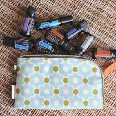 Essential Oils To Take On Your Family Vacation